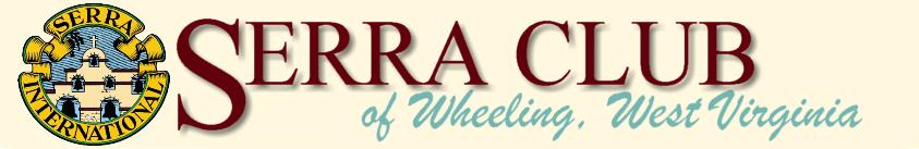Serra Club of Wheeling Logo